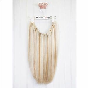 Hidden Crown Daydream halo hair extensions